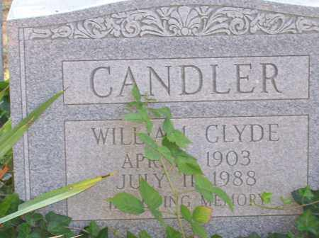 CANDLER, WILLIAM - Campbell County, Virginia | WILLIAM CANDLER - Virginia Gravestone Photos