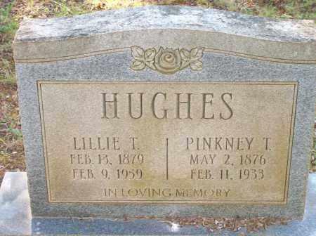 HUGHES, LILLIE T - Campbell County, Virginia | LILLIE T HUGHES - Virginia Gravestone Photos