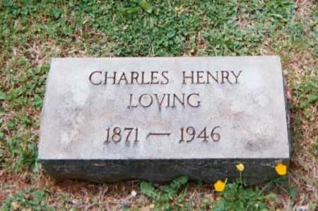 LOVING, CHARLES - Campbell County, Virginia   CHARLES LOVING - Virginia Gravestone Photos
