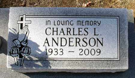 ANDERSON, CHARLES LEE - Caroline County, Virginia | CHARLES LEE ANDERSON - Virginia Gravestone Photos