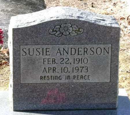 ANDERSON, SUSIE - Caroline County, Virginia | SUSIE ANDERSON - Virginia Gravestone Photos