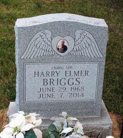 BRIGGS, HARRY ELMER - Caroline County, Virginia | HARRY ELMER BRIGGS - Virginia Gravestone Photos