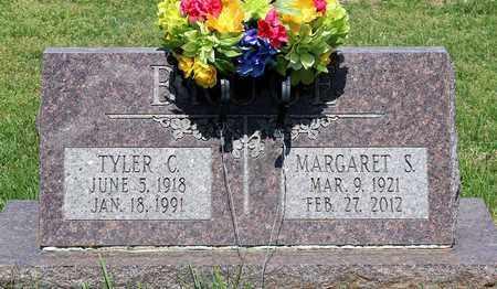 BRUCE, TYLER C. - Caroline County, Virginia   TYLER C. BRUCE - Virginia Gravestone Photos