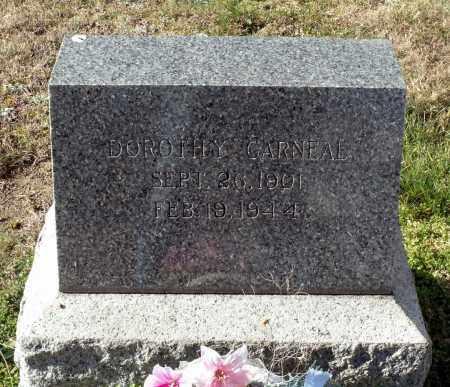 CARNEAL, DOROTHY - Caroline County, Virginia | DOROTHY CARNEAL - Virginia Gravestone Photos