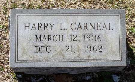 CARNEAL, HARRY L. - Caroline County, Virginia | HARRY L. CARNEAL - Virginia Gravestone Photos