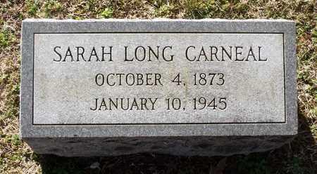 CARNEAL, SARAH - Caroline County, Virginia   SARAH CARNEAL - Virginia Gravestone Photos