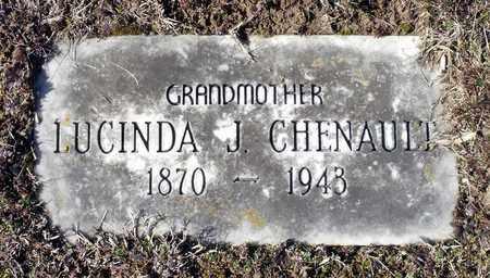 CHENAULT, LUCINDA JAMES - Caroline County, Virginia | LUCINDA JAMES CHENAULT - Virginia Gravestone Photos