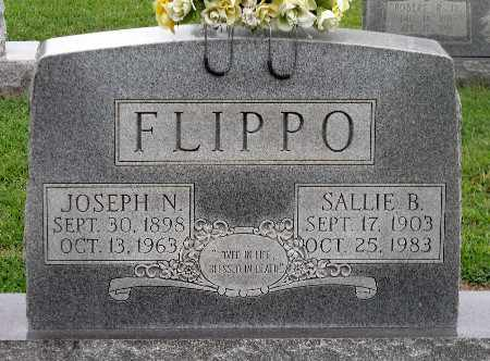 FLIPPO, SALLIE B. - Caroline County, Virginia | SALLIE B. FLIPPO - Virginia Gravestone Photos