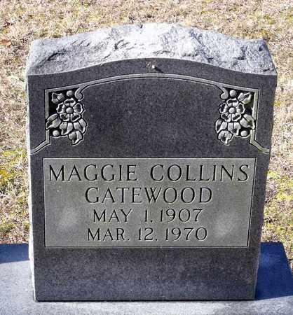 GATEWOOD, MAGGIE - Caroline County, Virginia | MAGGIE GATEWOOD - Virginia Gravestone Photos