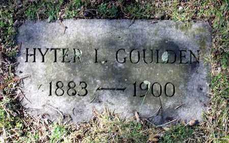 GOULDEN, HYTER L. - Caroline County, Virginia | HYTER L. GOULDEN - Virginia Gravestone Photos