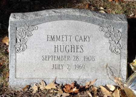 HUGHES, EMMETT CARY - Caroline County, Virginia | EMMETT CARY HUGHES - Virginia Gravestone Photos