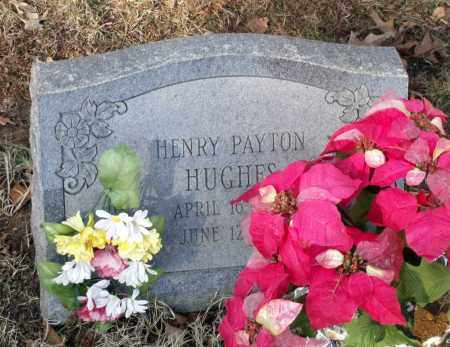 HUGHES, HENRY PAYTON - Caroline County, Virginia | HENRY PAYTON HUGHES - Virginia Gravestone Photos
