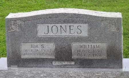 JONES, WILLIAM - Caroline County, Virginia | WILLIAM JONES - Virginia Gravestone Photos