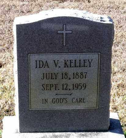 KELLEY, IDA V. - Caroline County, Virginia | IDA V. KELLEY - Virginia Gravestone Photos