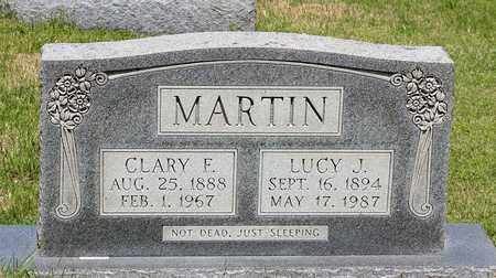 MARTIN, LUCY J. - Caroline County, Virginia | LUCY J. MARTIN - Virginia Gravestone Photos