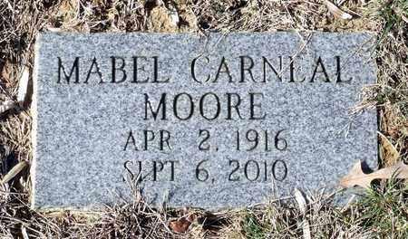 MOORE, MABEL - Caroline County, Virginia | MABEL MOORE - Virginia Gravestone Photos