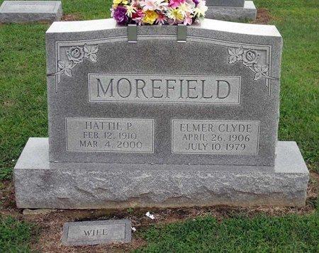 MOREFIELD, HATTIE P. - Caroline County, Virginia | HATTIE P. MOREFIELD - Virginia Gravestone Photos