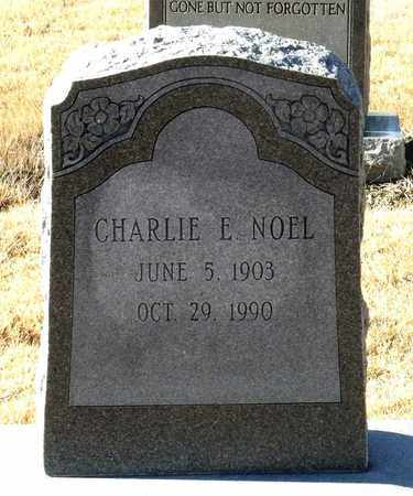 NOEL, CHARLIE E. - Caroline County, Virginia | CHARLIE E. NOEL - Virginia Gravestone Photos