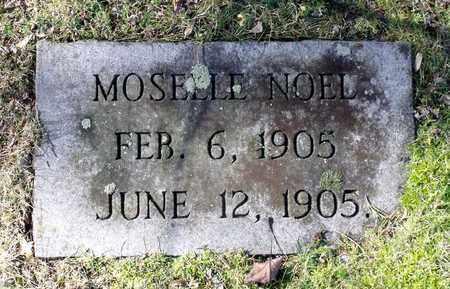 NOEL, MOSELLE - Caroline County, Virginia | MOSELLE NOEL - Virginia Gravestone Photos