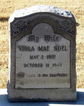NOEL, VIOLA MAE - Caroline County, Virginia | VIOLA MAE NOEL - Virginia Gravestone Photos