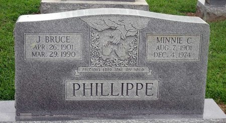 PHILLIPPE, MINNIE C. - Caroline County, Virginia | MINNIE C. PHILLIPPE - Virginia Gravestone Photos