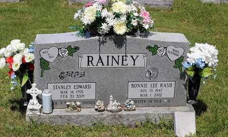 RAINEY, STANLEY EDWARD - Caroline County, Virginia   STANLEY EDWARD RAINEY - Virginia Gravestone Photos