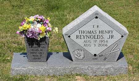 REYNOLDS, THOMAS HENRY, JR. - Caroline County, Virginia | THOMAS HENRY, JR. REYNOLDS - Virginia Gravestone Photos
