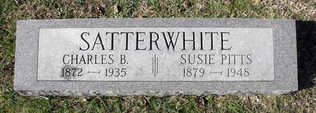 PITTS SATTERWHITE, SUSIE - Caroline County, Virginia | SUSIE PITTS SATTERWHITE - Virginia Gravestone Photos