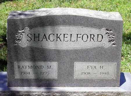 SHACKELFORD, EVA H. - Caroline County, Virginia   EVA H. SHACKELFORD - Virginia Gravestone Photos