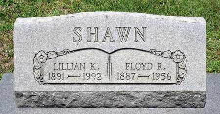 SHAWN, LILLIAN K. - Caroline County, Virginia | LILLIAN K. SHAWN - Virginia Gravestone Photos