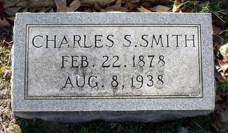 SMITH, CHARLES S. - Caroline County, Virginia | CHARLES S. SMITH - Virginia Gravestone Photos