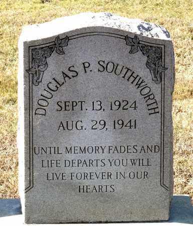 SOUTHWORTH, DOUGLAS P. - Caroline County, Virginia | DOUGLAS P. SOUTHWORTH - Virginia Gravestone Photos