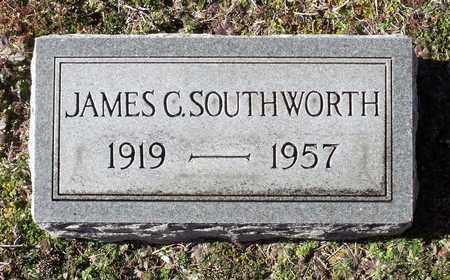 SOUTHWORTH, JAMES C. - Caroline County, Virginia   JAMES C. SOUTHWORTH - Virginia Gravestone Photos