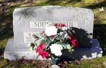 SOUTHWORTH, GOLDIE H. - Caroline County, Virginia | GOLDIE H. SOUTHWORTH - Virginia Gravestone Photos