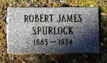 SPURLOCK, ROBERT JAMES - Caroline County, Virginia   ROBERT JAMES SPURLOCK - Virginia Gravestone Photos