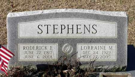STEPHENS, RODERICK E. - Caroline County, Virginia | RODERICK E. STEPHENS - Virginia Gravestone Photos