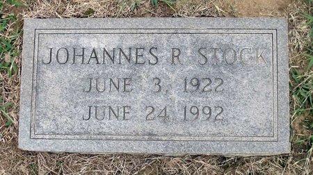 STOCK, JOHANNES R. - Caroline County, Virginia | JOHANNES R. STOCK - Virginia Gravestone Photos