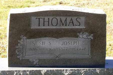 THOMAS, SUSIE S. - Caroline County, Virginia | SUSIE S. THOMAS - Virginia Gravestone Photos