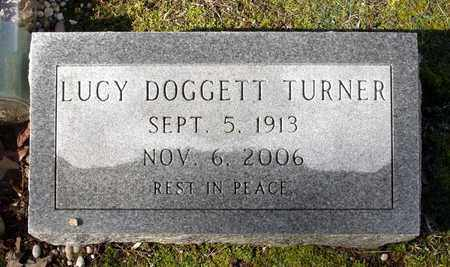 TURNER, LUCY - Caroline County, Virginia | LUCY TURNER - Virginia Gravestone Photos