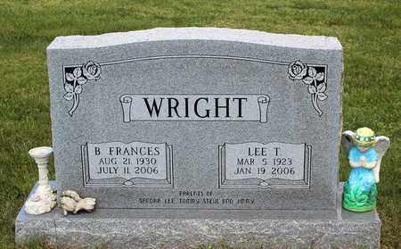 WRIGHT, LEE T. - Caroline County, Virginia | LEE T. WRIGHT - Virginia Gravestone Photos