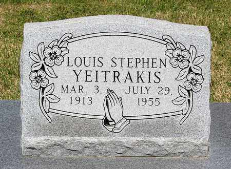 YEITRAKIS, LOUIS STEPHEN - Caroline County, Virginia | LOUIS STEPHEN YEITRAKIS - Virginia Gravestone Photos