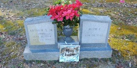 ADAMS, ARTHUR SAMUEL, JR - Charles City County, Virginia   ARTHUR SAMUEL, JR ADAMS - Virginia Gravestone Photos