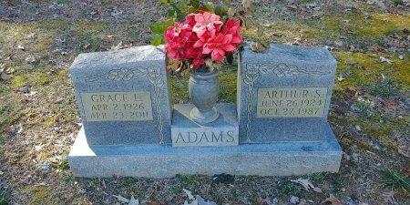 ADAMS, GRACE E. - Charles City County, Virginia | GRACE E. ADAMS - Virginia Gravestone Photos