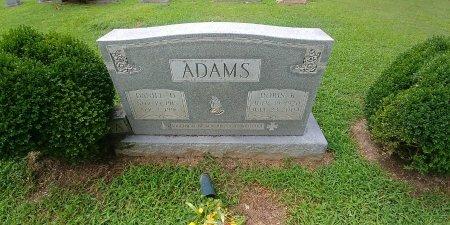 ADAMS, DORIS - Charles City County, Virginia | DORIS ADAMS - Virginia Gravestone Photos