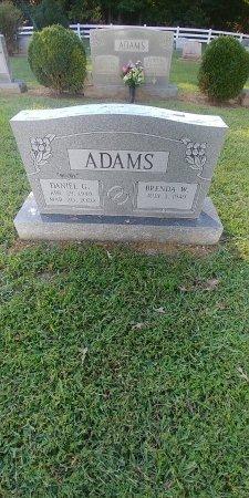 ADAMS, DANIEL GILBERT - Charles City County, Virginia   DANIEL GILBERT ADAMS - Virginia Gravestone Photos