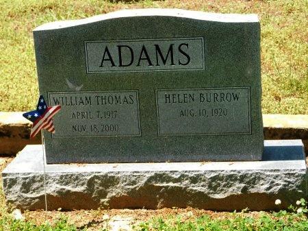 ADAMS, WILLIAM THOMAS - Charles City County, Virginia | WILLIAM THOMAS ADAMS - Virginia Gravestone Photos