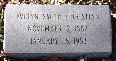 SMITH CHRISTIAN, EVELYN - Charles City County, Virginia | EVELYN SMITH CHRISTIAN - Virginia Gravestone Photos