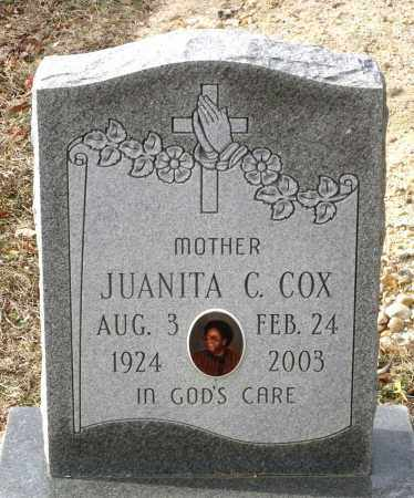 COX, JUANITA C. - Charles City County, Virginia | JUANITA C. COX - Virginia Gravestone Photos