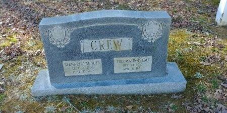 CREW, THELMA - Charles City County, Virginia | THELMA CREW - Virginia Gravestone Photos
