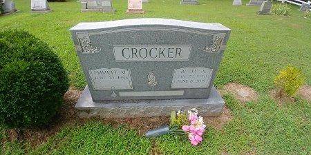 ADAMS CROCKER, BETTY JEAN - Charles City County, Virginia   BETTY JEAN ADAMS CROCKER - Virginia Gravestone Photos